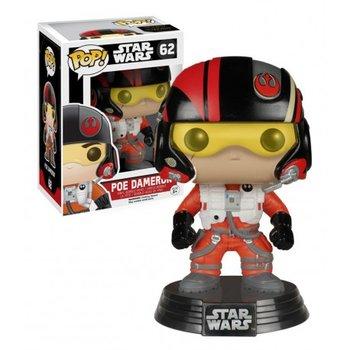 Funko POP,  figurka kolekcjonerska Star Wars Poe Dameron, EP7-Funko POP