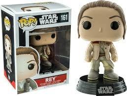 Funko POP,  figurka kolekcjonerska Star Wars Rey in Finn's Jacket-Funko POP
