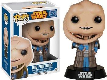 Funko POP, fugurka Star Wars Bib Fortuna 53-Funko POP