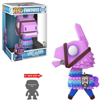 """Funko, Pop Games, figurka Fortnite S3 - 10"""" Loot Llama-Funko POP"""