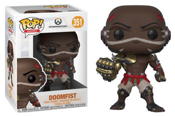 Funko, POP Games, figurka Overwatch Doomfist-Funko POP