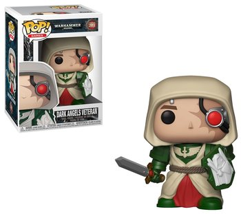 Funko, POP Games, figurka Warhammer 40K Dark Angels Veteran - Funko POP