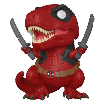 Funko POP, Marvel, figurka kolekcjonerska Dino Deadpool -Marvel