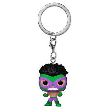 Funko POP, Marvel Luchadores, brelok Hulk-Funko POP