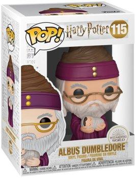 Funko POP Movies, figurka Albus Dumbledore (with Baby Harry)-Funko POP