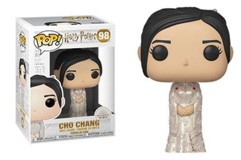 Funko, POP Movies, figurka Harry Potter S8 Cho Chang (Yule) - Funko POP