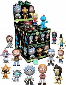 Funko POP, Rick i Morty, figurka niespodzianka-Funko POP