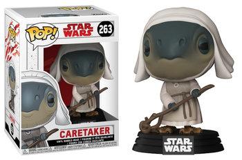Funko, POP Star Wars Bobble, figurka E8 Caretaker-Funko POP