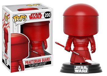 Funko, POP Star Wars Bobble, figurka E8 Praetorian Guard-Funko POP