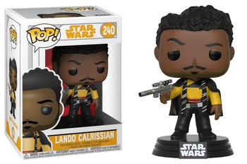 Funko, POP Star Wars Bobble, figurka Solo Lando Calrissian - Funko POP