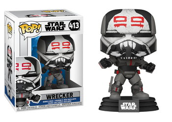 Funko POP, Star Wars, figurka kolekcjonerska Wrecker - Funko POP