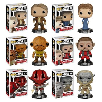 Funko POP, Star Wars, figurka R1 C2-B5 droid 147 - Funko POP
