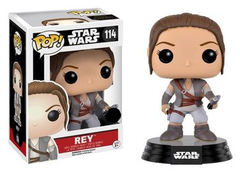 Funko POP, Star Wars, figurka Rey Final Scene - Funko POP