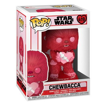 Funko POP, Star Wars, figurka Walentynkowy Chewbacca - Funko POP