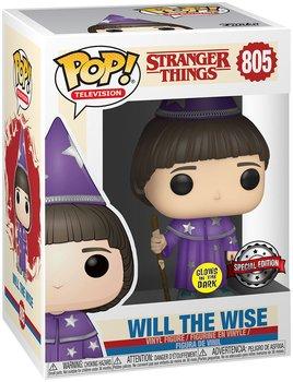 Funko POP, Stranger Things, figurka kolekcjonerska Will (the Wise) Świecący-Funko POP