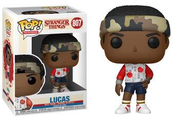 Funko, POP TV, figurka Stranger Things S3 Lucas-Funko POP