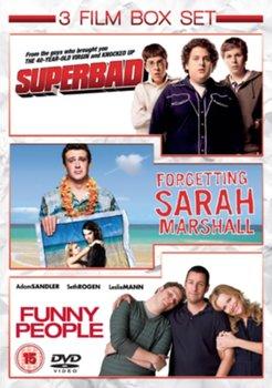Funny People/Superbad/Forgetting Sarah Marshall (brak polskiej wersji językowej)-Apatow Judd, Mottola Greg, Stoller Nicholas