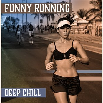 Funny Running: Deep Chill - Running on the Beach, Hot Summer, Jogging, Be Fit, Fitness Workout-Good Form Running Club