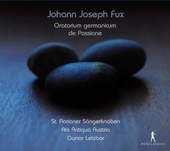 Fux: Oratorium Germanicum de Passione-St. Florianer Sangerknaben, Ars Antiqua Austria