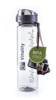 G21, Bidon sportowy, BPA Free, szary, 1000 ml-G21