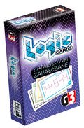 G3, gra logiczna Łamigłówki zapałczane, Logic Cards-G3