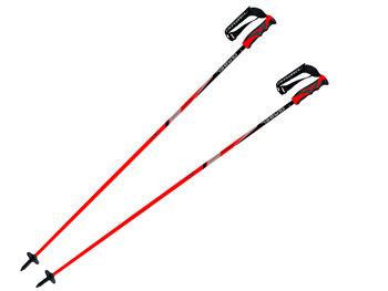 Gabel, Kijki, Carbon Cross, czerwony, 130 cm-Gabel