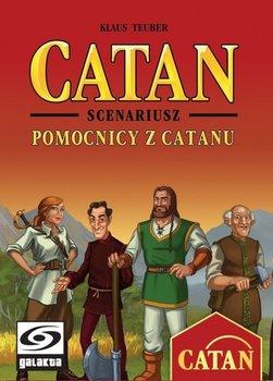 Galakta, gra Catan: Pomocnicy z Catanu-Galakta