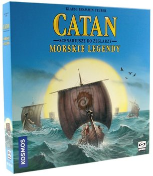Galakta, gra planszowa Catan Morskie Legendy-Galakta