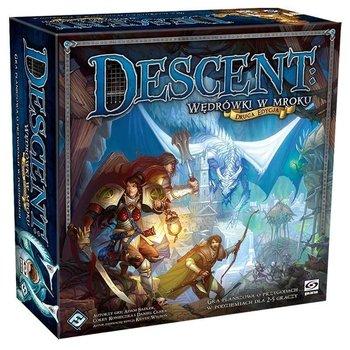 Galakta, gra przygodowa Descent: Wędrowki w mroku-Galakta