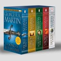 Game of Thrones 5-Copy Boxed Set - Martin George R. R.