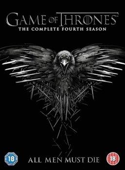 Game of Thrones: The Complete Fourth Season (brak polskiej wersji językowej)