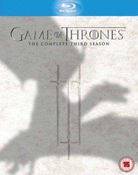 Game of Thrones: The Complete Third Season (brak polskiej wersji językowej)