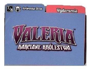 Games Factory, dodatek do gry Valeria, Karciane Królestwa Królewska Straż-Games Factory Publishing