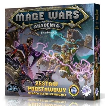 Games Factory, gra strategiczna Mage Wars Akademia-Games Factory Publishing