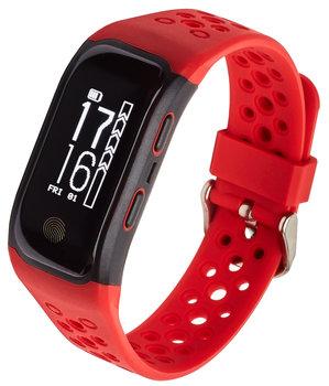 Garett, Opaska sportowa, Smartband, Fit 20 GPS, czerwony-Garett