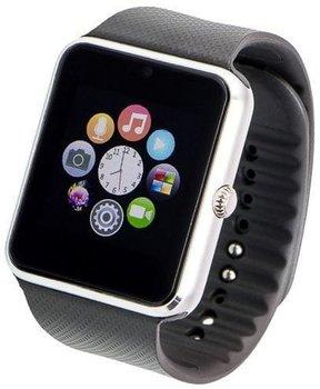 Garett, Smartwatch, G25, srebrny-Garett