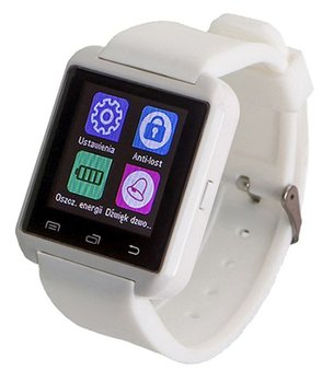 Garett, Smartwatch, G5, biały-Garett