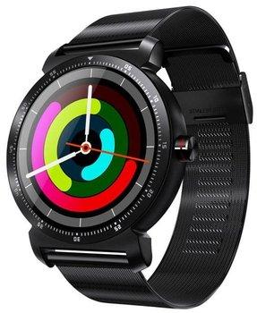 Garett, Smartwatch, GT20S, czarny, stalowy-Garett