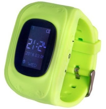 Garett, Smartwatch, Kids 1, zielony-Garett