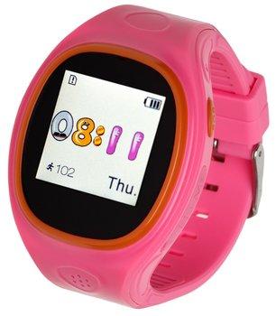 Garett, Smartwatch, Kids 3, różowy-Garett