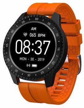 Garett, Smartwatch, Sport 12, pomarańczowy-Garett
