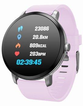 Garett, Smartwatch, Sport 24, różowy-Garett