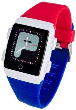 Garett, Smartwatch, Teen 5, niebiesko-czerwony-Garett