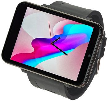 Garett, Smartwatch, WatchPhone One PRO, czarny - Garett