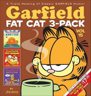 Garfield Fat-Cat 3-Pack #15-Davis Jim