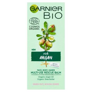 Garnier, Bio Rich Argan, multifunkcyjny krem regenerujący do skóry twarzy, ciała i dłoni, 50 ml-Garnier