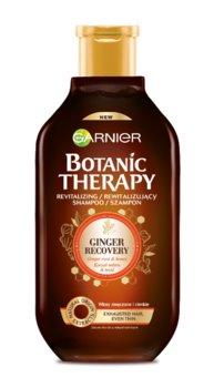 Garnier, Botanic Therapy Korzeń Imbiru & Miód, intensywnie rewitalizujący szampon do włosów zmęczonych i cienkich, 400 ml-Garnier