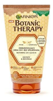 Garnier Botanic Therapy Miód & Wosk Pszczeli Krem odżywka do włosów 3w1 bez spłukiwania 150ml-Garnier
