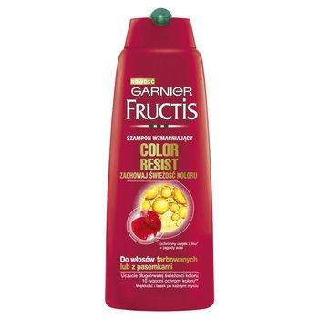 Garnier, Fructis Color Resist, szampon wzmacniający, 250 ml-Garnier