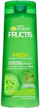 Garnier, Fructis Fresh, szampon wzmacniający do włosów normalnych, szybko przetłuszczających się, 250 ml -Garnier